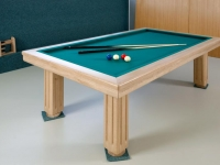 Table tennis and billiard